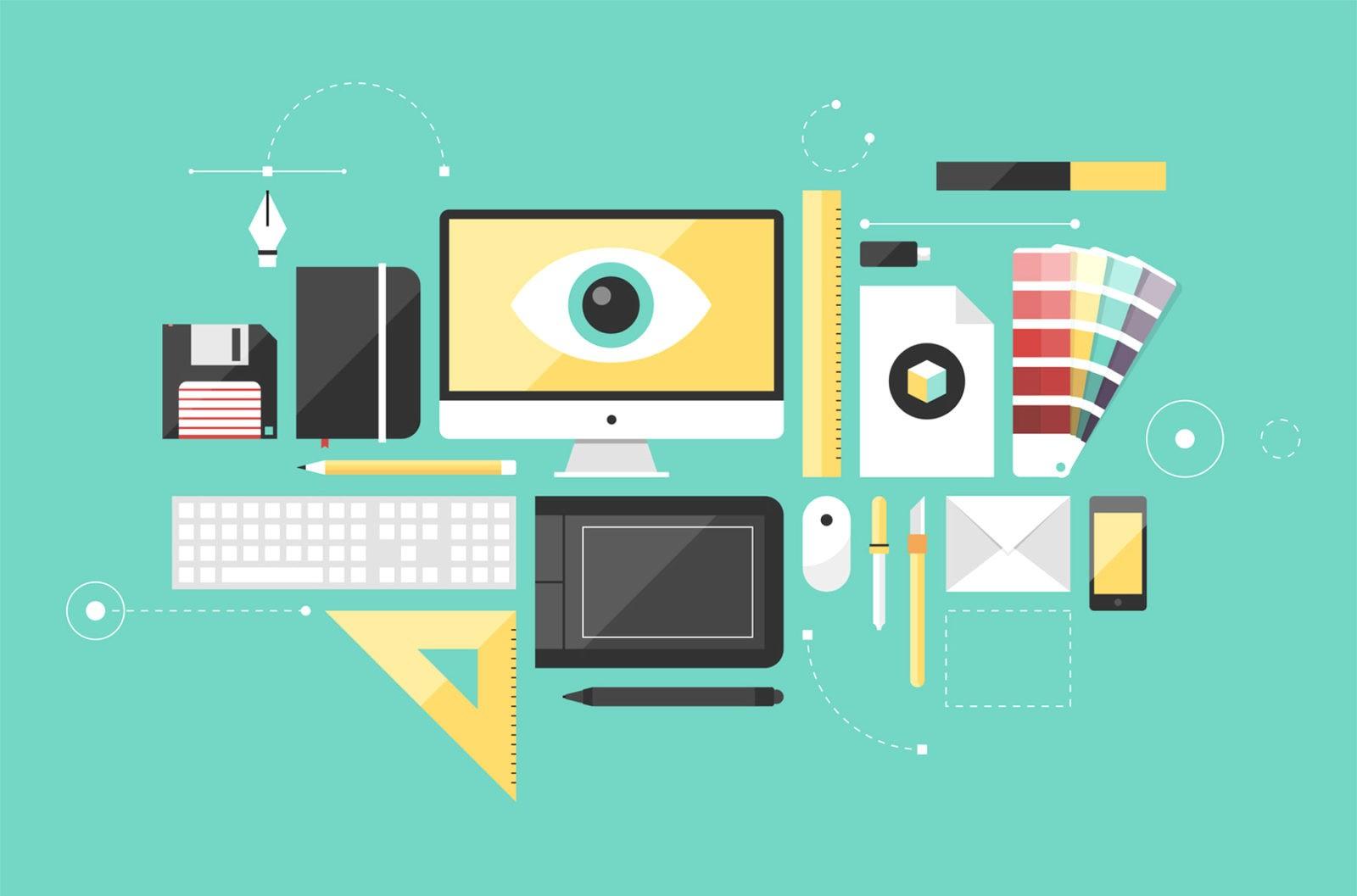 Графический веб и дизайн