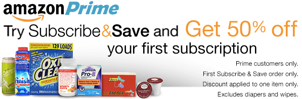 amazon prime subscribe save promotion