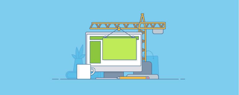 Как создать сайт на конструкторе?