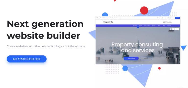 Создание сайтов на Weblium